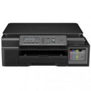 Мултифункционално мастиленоструйно устройство Brother DCP-T300, цветен принтер/скенер/копир, 6000x1200 dpi, 27стр/мин, USB, A4
