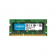 Memoria Crucial Ddr3 8gb 1600mhz Pc3l-12800 Cl11 Sodimm