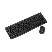 Kit Teclado Y Mouse Logitech MK270 Inalambrico USB (920-004432)-Negro