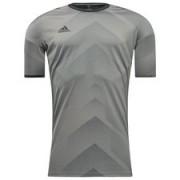 adidas Trainingsshirt Tango - Grijs/Zwart