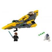 Lego Caza estelar Jedi de Anakin