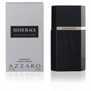 Azzaro Silver Black Eau De Toilette Spray 100ml