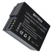 Hoge Capaciteit Vervanging DMW-BLC12 dmw blc12e DMCBLC12 BLC12 Batterij voor Panasonic FZ1000, FZ200, FZ300, G5, G6, G7, GH2, DMC-GX8
