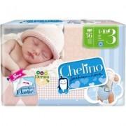 Chelino pañal fasion & love t-3 4/10 kg pack 36 unidades