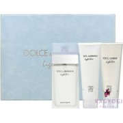 Dolce & Gabbana - Light Blue (100ml) Szett - EDT