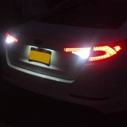 Pack LED feux de recul pour Peugeot 807 2002-2014