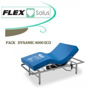 PACK CAMA CLINICA FLEX 4000 ECO ADAPTA 300