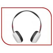 Skullcandy On-Ear Grind White-Black-Red S5GBW-J472