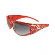 Tribal Bling - Röda Solglasögon