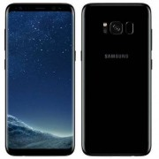 Samsung Begagnad Samsung Galaxy S8 64GB Midnight Black Olåst i okej skick Klass C