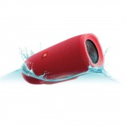SPEAKER, JBL Charge 3 Bluetooth + вградена батерия с възможност за зареждане на мобилни устройства, Червен