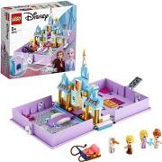 LEGO Disney Princess 43175 Anna és Elza mesekönyve