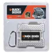 Set 32 piese Black+Decker contine biti si adaptor - A7176