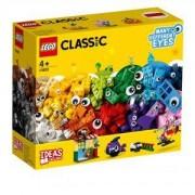 Конструктор Лего Класик - Тухлички и очи, LEGO Classic 11003