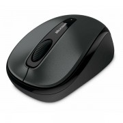 Bežični miš, wireless mobile mouse 3500, crni
