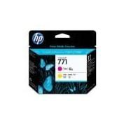Cabeça De Impressão Hp 771 Ce018a Magenta E Yellow Z6200 Z6800