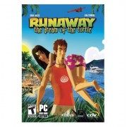 CDV Software Entertainment Runaway: The Dream of the Turtle, PC PC vídeo Juego (PC, PC, Aventura, T (Teen)) Windows