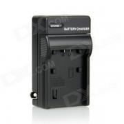 DSTE FH100 FH50 FH70 FV100 FV50 FV50 FP50 FP90 Cargador de bateria FP100 para camara de video sony + mas