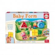 Educa Formák bébi puzzle