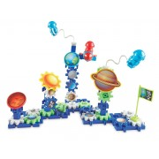 Set de constructie Gears Aventuri in Spatiu Learning Resources, 77 piese, 4 - 8 ani