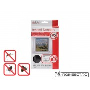 Plasa anti insecte pentru ferestre 150x150 cm - alba