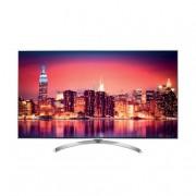 LG 55SJ810V 55'' 4K Ultra HD Smart TV Wi-Fi Argento, Bianco LED TV