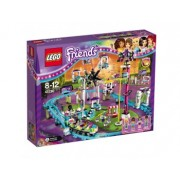LEGO Friends Montagne Russe In Parcul De Distracții L41130