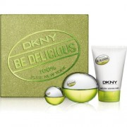 Donna Karan estuche dkny be delicious edp y miniatura, 100 ml