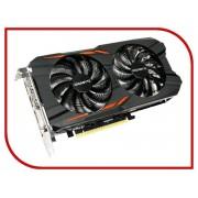 Видеокарта GigaByte GeForce GTX 1050 Ti 1328Mhz PCI-E 3.0 4096Mb 7008Mhz 128 bit DVI 3xHDMI HDCP Windforce OC GV-N105TWF2OC-4GD