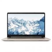 "Asus VivoBook S15 S510UN-EH76 computadora portátil Oro 39.6 cm (15.6"") 1920 x 1080 Pixeles 1.80 GHz 8 generación de procesadores Intel Core i7 i7-8550U Ordenador portátil (8 generación de procesadores Intel Core i7, 1.80 GHz, 39.6 cm (15.6""), 1920 x 1080"