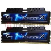 Memorie G.Skill RipjawsX DDR3 16GB (2x8GB) 2133MHz CL9 1.6V XMP