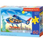 New York city helicopter tour - 60 stukjes