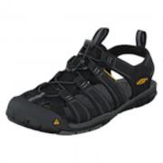 Keen Clearwater CNX Black/Gargoyle, Shoes, svart, EU 40,5