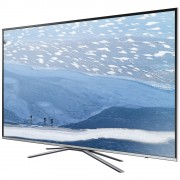 "Samsung 49"" 49KU6402 4К LED TV, SMART, 1500 PQI, QuadCore, DVB-TCS2(T2 Ready), Wireless, Network, PIP, 3xHDMI, 2xUSB, Silver"