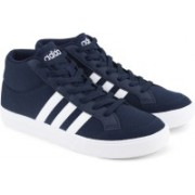 ADIDAS NEO VS SET MID Tennis Shoes For Men(Blue)
