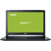 "ACER Aspire 7 /17.3""/ Intel i7-8750H (4.1G)/ 8GB RAM/ 1000GB HDD + 256GB SSD/ ext. VC/ Linux (NH.GXEEX.010)"