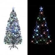 Sonata Изкуствено коледно дърво със стойка/LED, 180 см, 220 клона