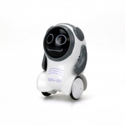 Robot electronic Pockibot SR-01 - Alb
