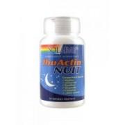 Solaray IbuActin Night 30 Plant Capsules - Caja 30 cápsulas