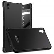 Imak Anti-Risco Capa TPU para Sony Xperia XA1 Plus - Preto