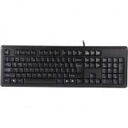 Tastatura A4Tech KR-92, USB, Negru