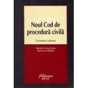 Noul cod de procedura civila comentat si adnotat ed.2013 - Gabriela Cristina Frentiu
