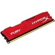HyperX 8 GB DDR3 1600 MHz-es CL10 Fury Red Series