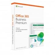Microsoft Office 365 Business Premium 5 appareils 1 an