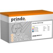 Prindo value pack czarny / cyan / magenta / zólty oryginał PRTC729 Rainbow