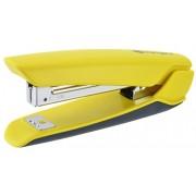 Kangaro Zszywacz KANGARO Nowa-10/S, zszywa do 15 kartek, plastkowy, w pudełku PP, żółty
