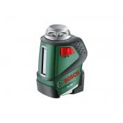 Nivela laser cu linii Bosch PLL 360 cu suport universal