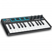 Teclado Alesis V Mini 25 Teclas USB MIDI Controlador - Negro