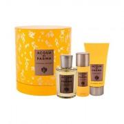 Acqua di Parma Colonia Intensa darovni set kolonjska voda 100 ml + gel za tuširanje 75 ml + dezodorans 50 ml za muškarce