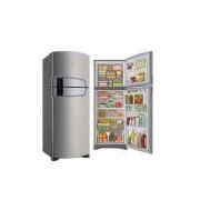 Refrigerador Consul Bem Estar Com Horta Em Casa Crm55ak Frost Free Evox Platinum 437l 220v Crm55akbn